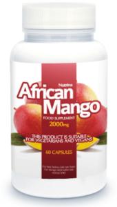 African Mango kapsule