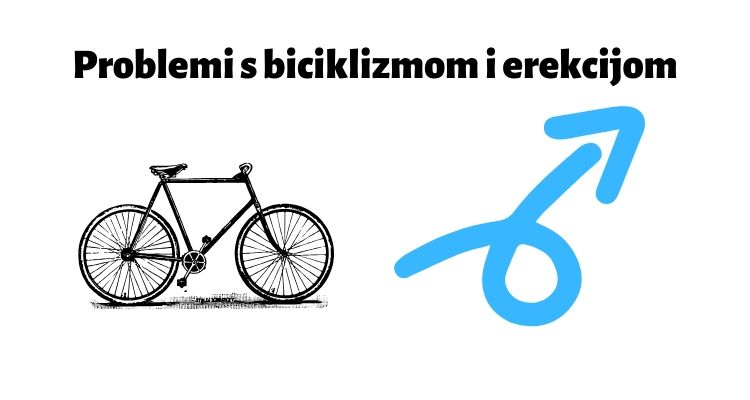 Problemi s biciklizmom i erekcijom – utjecaj vožnje bicikla na erekciju