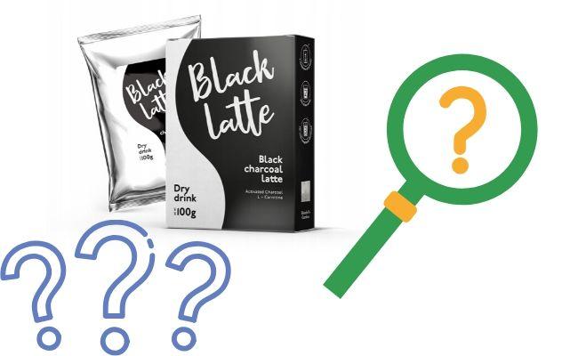 black latte iskustva